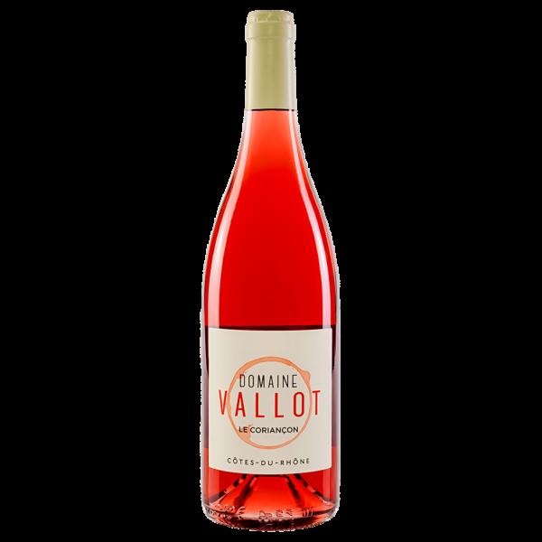 Côtes du Rhône Rosé - Domaine Vallot